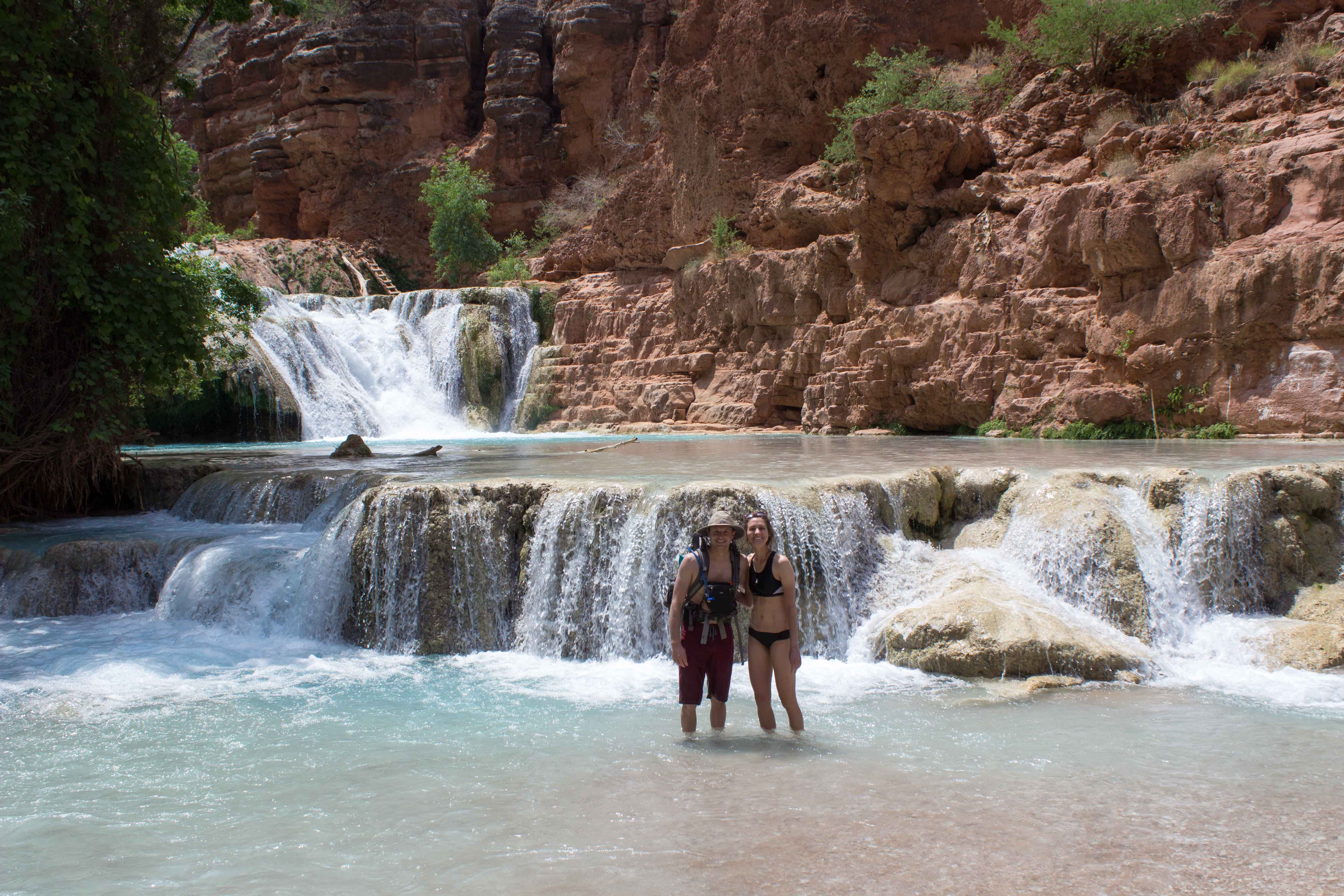 Grand Canyon Trip Day 3 Havasupai Adventures Of Ryan