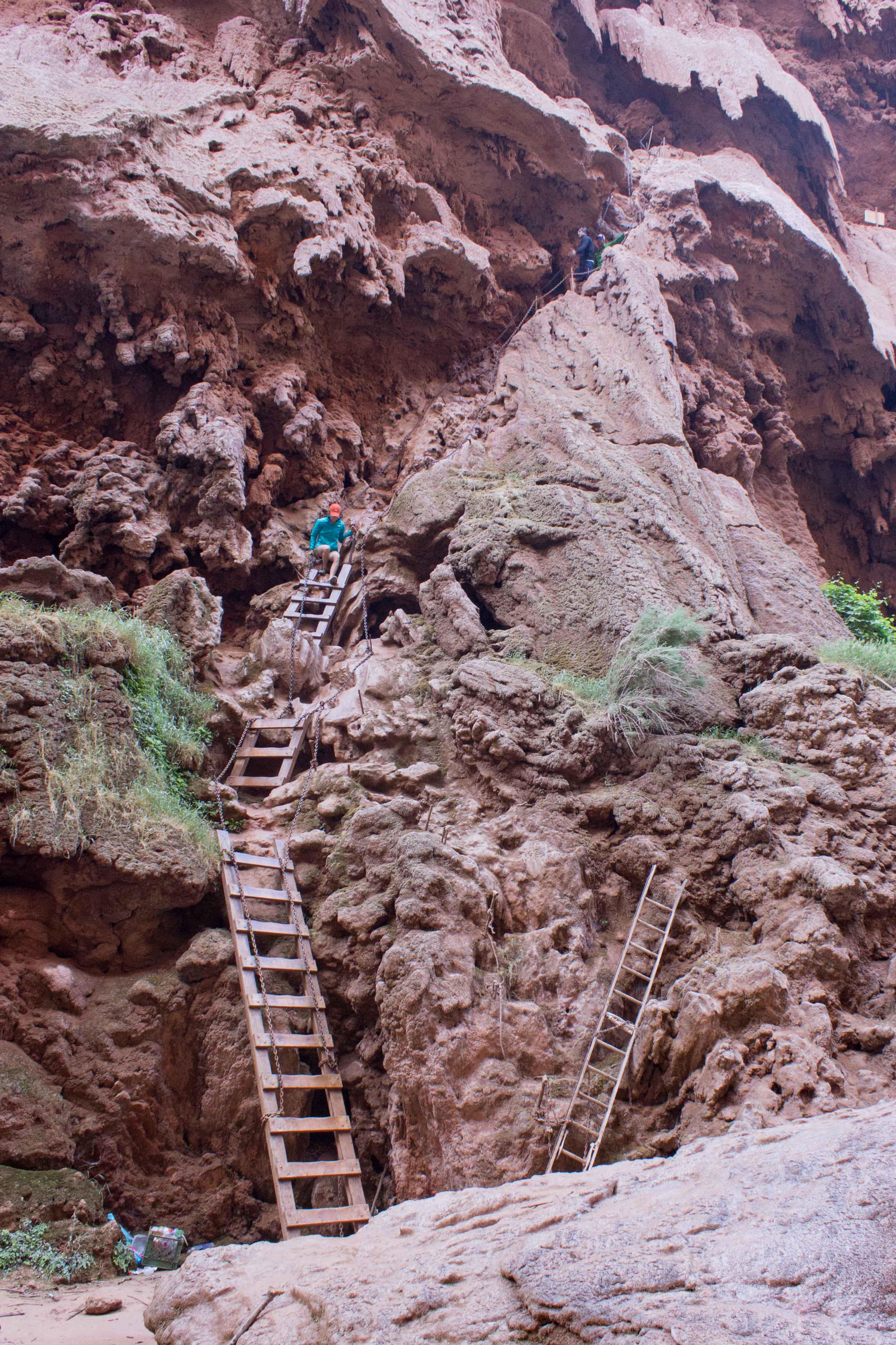 Grand Canyon Trip Day 3 Havasupai Adventures Of Ryan